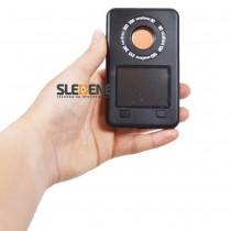 Детектор за откриване на обективи на камери
