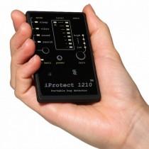 Преносим детектор за шпионски устройства iProtect 1210