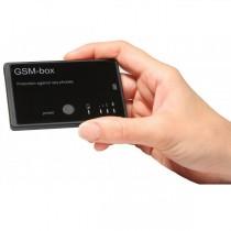 Защита срещу посдлушване на телефони GSM-box 2
