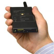 Малък компактен професионален детектор за откриване на скрити устройства излъчващи сигнал