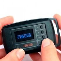 Руски професионален детектор Raksa iDet служещ за откриване на скрити подслушватели и безжични камери