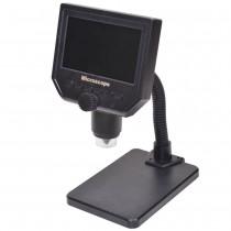 LCD дигитален микроскоп с 600х увеличение