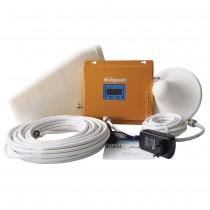Система за усилване на 2G 3G GSM сигнал