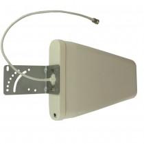 Външна лагаритмично-периодична антена за GSM усилвател